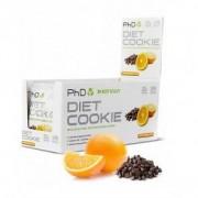 PhD Nutrition Ltd. Biscoito de Proteina Sabor Chocolate com Laranja Diet Cookie PHD 50 g