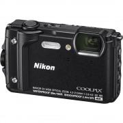 Nikon Coolpix W300 Aparat Foto Compact Subacvatic Video 4K Wi-Fi Negru