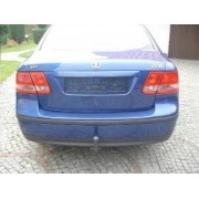 ATTELAGE Saab 9-3 2002- - RDSO demontable sans outil - attache remorque BRINK-THULE
