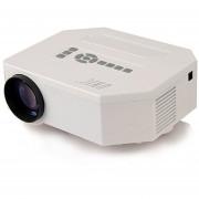 Mini Proyector LED 150 Lúmenes 640*480 con entradas HDMI, VGA, USB, SD