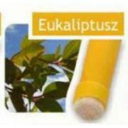 Naturhelix fülgyertya, 10 db - eukaliptusz