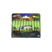 30 Dardos Refil Munição Pistola Ar Nerf Zombie Hasbro