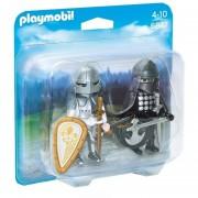 Playmobil Duo Pack - Caballeros Con Accesorios - 6847