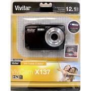 Vivitar ViviCam VT016 Digital Camera, Colors May Vary