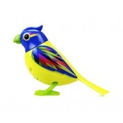 Digibird Single Series 3 Silverlit Jacob Blue & Green Bird
