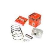 Pistão Kit C Anéis Yamaha Ybr 125 - Xtz125 - Ybr 125 Factor 3,00mm Competição - Kmprik