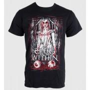 tricou stil metal bărbați unisex Bleed From Within - Blk - BRAVADO EU - BFWTS01MB