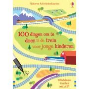 100 dingen om te doen in de trein voor jonge kinderen | Usborne