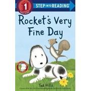 Rocket's Very Fine Day, Paperback/Tad Hills