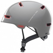 ABUS Scraper 3.0 Ace Casco per bici (M, grigio)