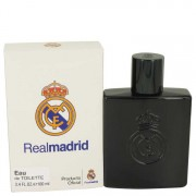 Air Val Real Madrid Black Eau De Toilette Spray 3.4 oz / 100.55 mL Men's Fragrances 535581