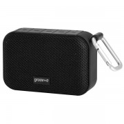 Groov-e GVSP462BK Wave II Portable Wireless Bluetooth Speaker 6W