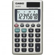 Casio HS85TE-SB Pocket Calculator With Tax Calculations