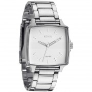 Reloj Nixon A357100 Para Mujer - Plateado