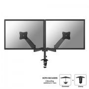 """NewStar FPMA-D950DBLACK supporto da tavolo per Tv a schermo piatto 68,6 cm (27"""") Nero"""