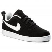 Обувки NIKE - Court Borough Low 838937 010 Black/White