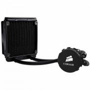 Cooler Corsair Hydro Series H55, Intel™ LGA 1150, 1155, 1156, 1366, and 2011 + AMD sockets AM2, AM3 and FM1, 120mm fan + 120x120mm radiator (CW-9060010-WW)
