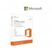 Suscripción Microsoft Office 365 Personal Español-Blanco