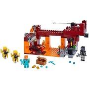 LEGO Minecraft 21154 Tüzes híd