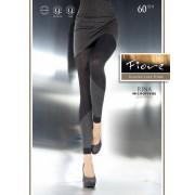 Fiore - Opaque patterned leggings Rina 60 DEN