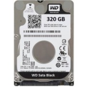 WD Sata Best Quality 7200 RPM 320 GB Laptop Internal Hard Disk Drive (High performance and reliability)