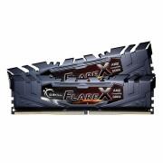 G.skill Flare X 32gb (2x 16gb) Ddr4 2400mhz Memory Black F4-2400c15d-32gfx
