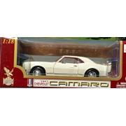 Road Signature Scale 1:18 - 1967 Chevrolet Camaro Z28 - Cream/Orange
