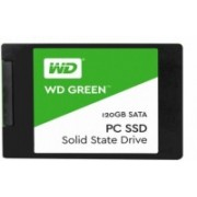 WD Green 120 GB Laptop, Desktop, All in One PC's Internal Solid State Drive (WDS120G2G0A)
