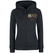 Volbeat Louder And Faster Damen-Kapuzenjacke - Offizielles Merchandise S, M, L, XL, XXL Damen