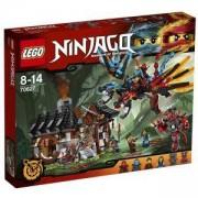 Конструктор ЛЕГО Нинджаго - Ковачницата на дракона, LEGO Ninjago, 70627
