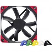 Ventilator za PC kućište Noctua NF-S12A PWM Chromax.Black.Swap (Š x V x d) 120 x 120 x 25 mm