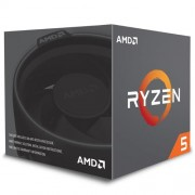 CPU AMD Ryzen 5 2600X, Processor BOX, soc. AM4, 65W, s Wraith Spire chladičom