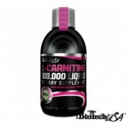 BioTech USA L-Carnitine 100.000 mg alma koncentrátum - 500ml