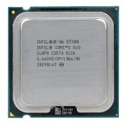 Procesor Intel Core 2 Duo E7300 2.66 GHz - second hand
