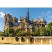 Puzzle Jumbo - Notre Dame de Paris, 1.000 piese (18528)
