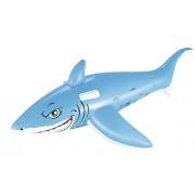 """Bestway 72""""X40"""" Great White Shark Rider"""