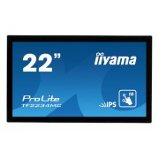 "Touch Screen, IIYAMA 21.5"", TF2234MC-B6AGB, 8ms, 1000:1, HDMI/DP, FullHD"