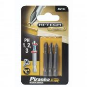Piranha HI-TECH bitset X62163