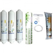 Earth Ro System 1 Year RO service Kit Grand forest membrane with Inline set