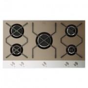 Ploča za kuhanje Amica IN IN9610GCM, 5 x plin, bež, Amica IN