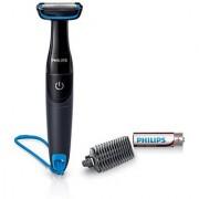 Philips BG1024/16 Body Groomer for Men (Black Blue)