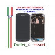 Sostituzione Riparazione Display Samsung Galaxy Mega 6.3 I9205 Cambio Assemblaggio Vetro Cornice Schermo Rotto