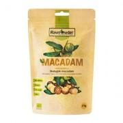 Rawpowder Macadam Nötter Naturell EKO, 175g