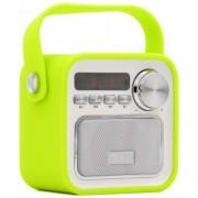 Boxa Portabila Tellur Funky Retro TLL161011, Bluetooth, Radio FM (Verde)