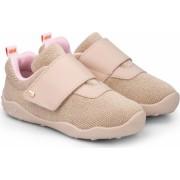 Pantofi Fete Bibi FisioFlex 4.0 Camelia Textil 26 EU