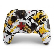 PowerA Pokémon Enhanced Wireless Controller for Nintendo Switch Pokemon Graffiti Standard Edition