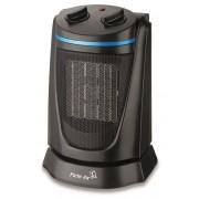 Aeroterma ceramica Mini Vulcano Ceramic, oscilatie automata, 2 trepte, termostat, filtru aer, 750-1500W