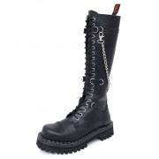 chaussures KMM 20trous - Chain Noire Monster - 207