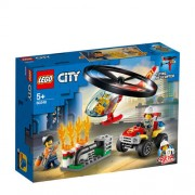 LEGO City Brandweerhelicopter Reddingsoperatie 60248