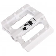 Savage Slim Jim Spare Pedal Bodies White 9/16